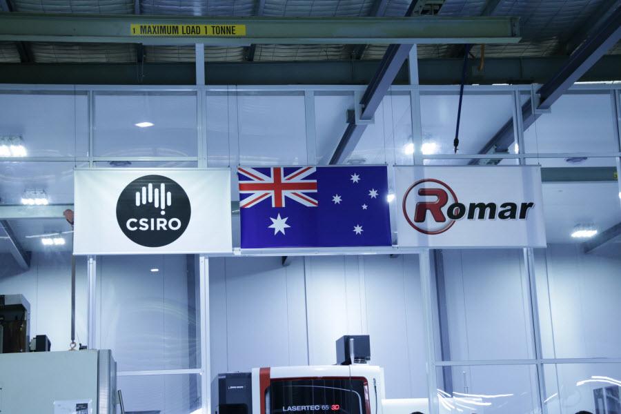 Romar and CSIRO