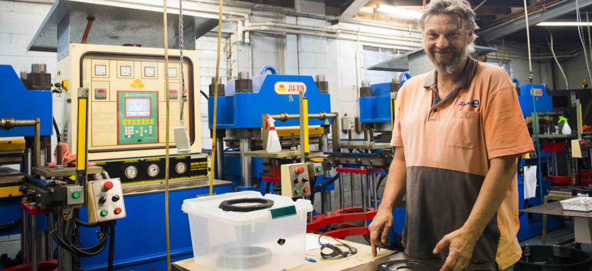 Industrial Grade Silicone