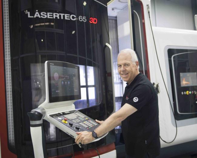Lasertec - Commercial Manufacture