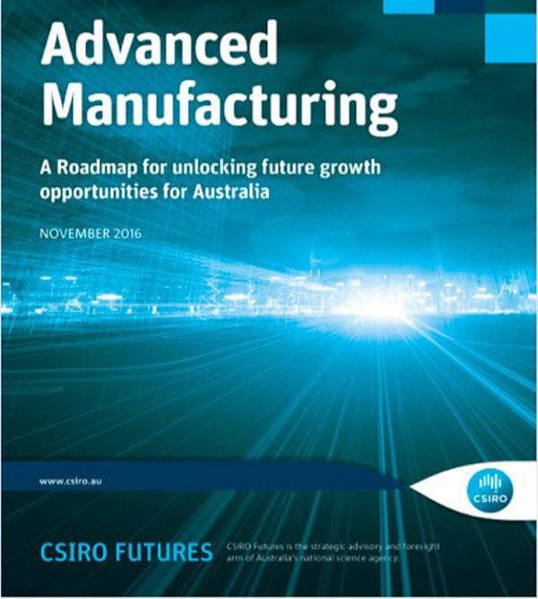 Recent Changes in the Australian Manufacturing Industry