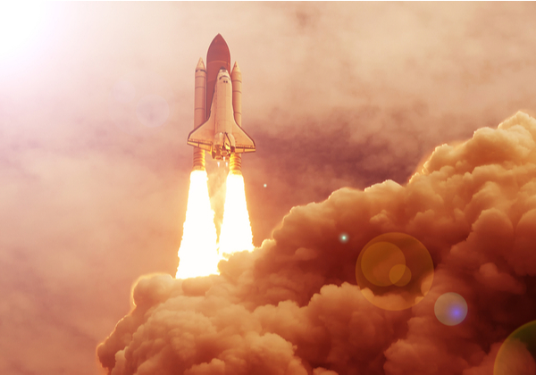 Rocket Liftoff